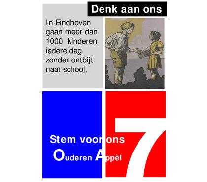 Ouderen Appèl niet naar Nieuwjaarsreceptie gemeente Eindhoven