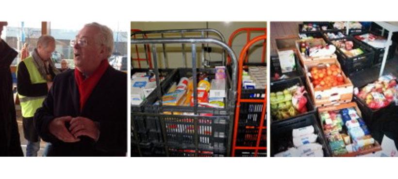 Inzameling voor voedselbank groot succes
