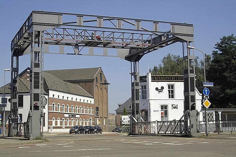 Ophaalbrug Tongelresestraat